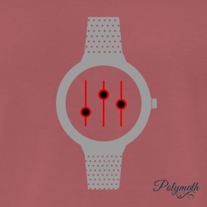 niveau Watch - Herre premium T-shirt