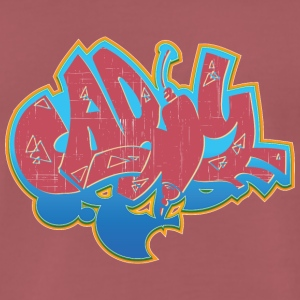 rue cool graffiti art - T-shirt Premium Homme