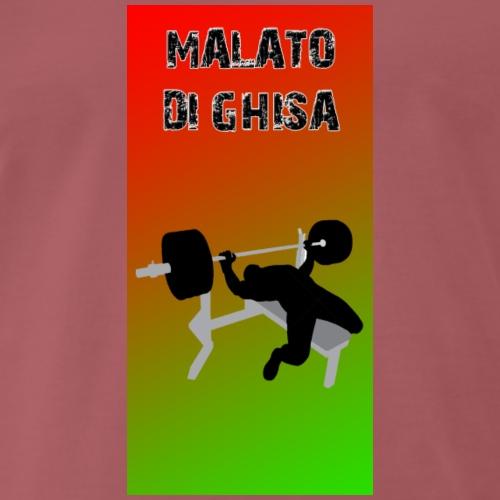 Cover Palestra - Maglietta Premium da uomo
