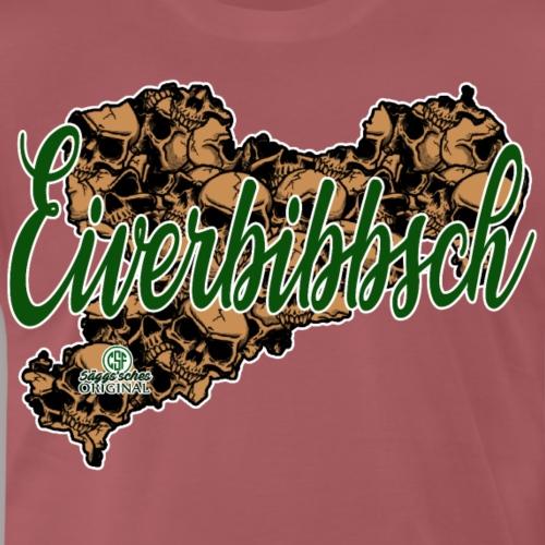 Eiverbibbsch - Männer Premium T-Shirt