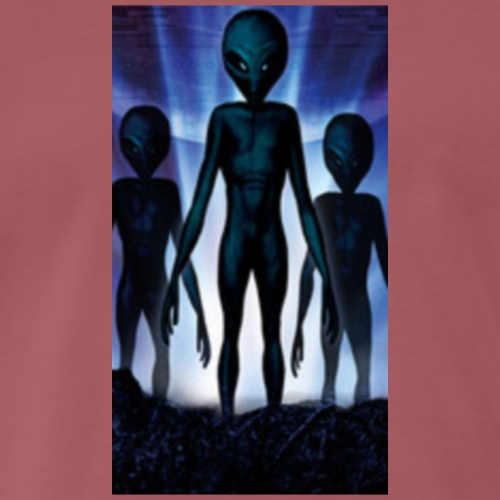Alien 👽 - Männer Premium T-Shirt