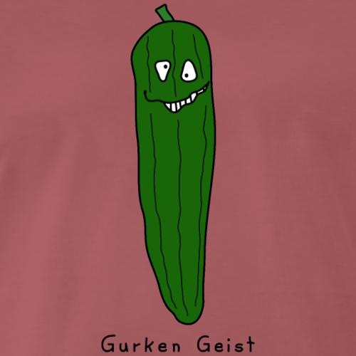 Gurken Geist - Männer Premium T-Shirt