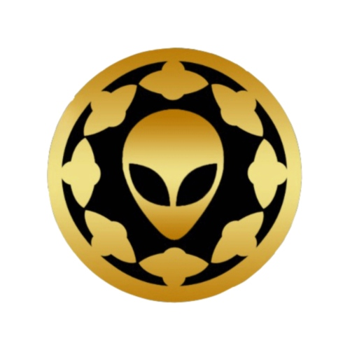 goldalien - Maglietta Premium da uomo
