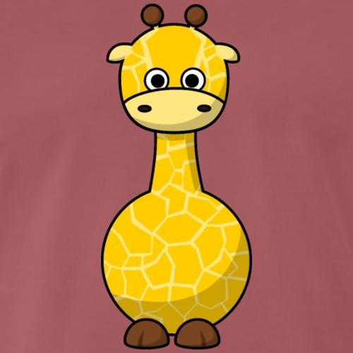 Gigi Giraffe - Appelsin