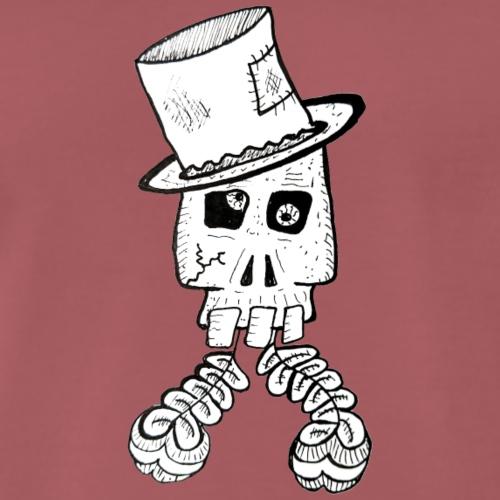 CrâneHatty - T-shirt Premium Homme