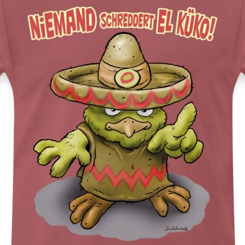 El Küko - Männer Premium T-Shirt