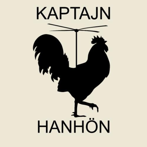 Kaptajn Hanhön - Herre premium T-shirt