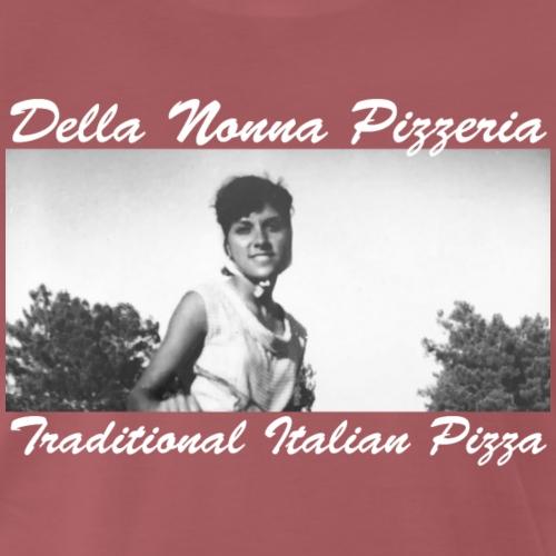Della Nonna Pizzeria - Men's Premium T-Shirt
