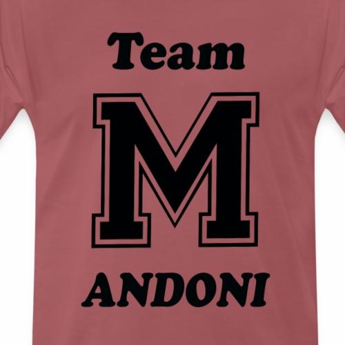 Team Androni - Camiseta premium hombre