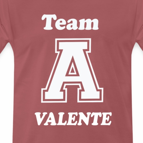 Team Valente - Camiseta premium hombre