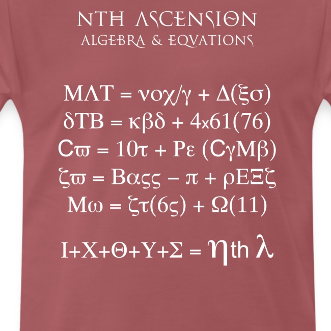 DTB nth Equations