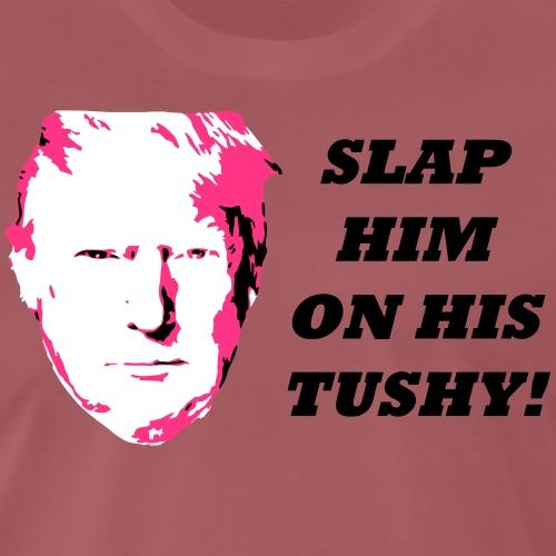 SlapTrump - Männer Premium T-Shirt