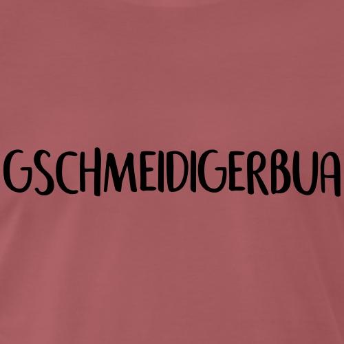 Gschmeidiger Bua - Männer Premium T-Shirt