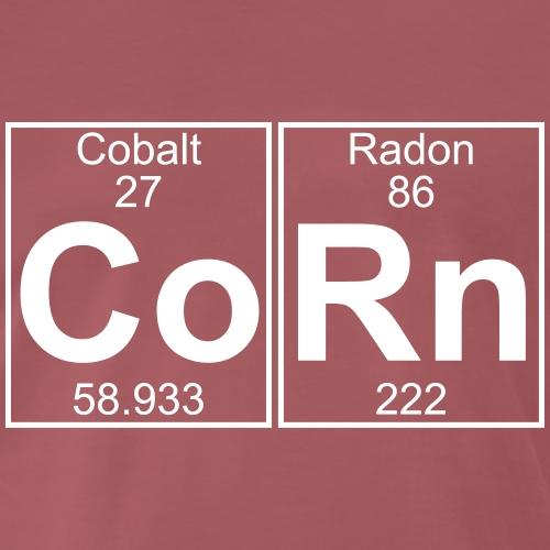 Co-Rn (corn) - Full - Men's Premium T-Shirt