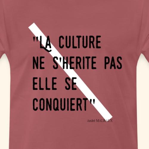 Kulture Française - T-shirt Premium Homme