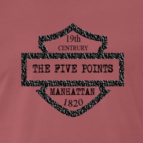 manhattan - Camiseta premium hombre