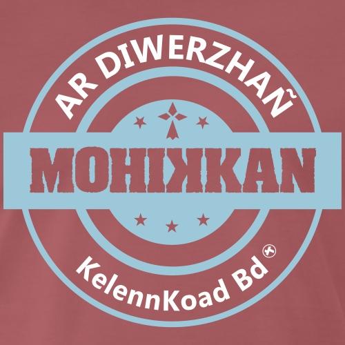 Le Dernier MohiKKan - T-shirt Premium Homme