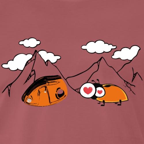 Grigri enamorado - Men's Premium T-Shirt