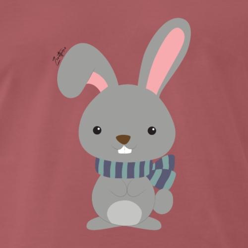 The Rabbit - Maglietta Premium da uomo