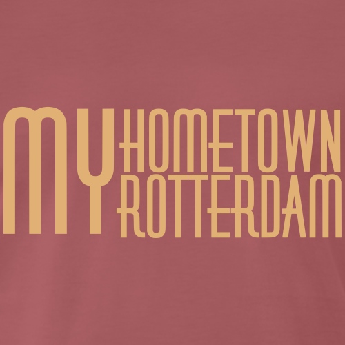My Hometown - Mannen Premium T-shirt