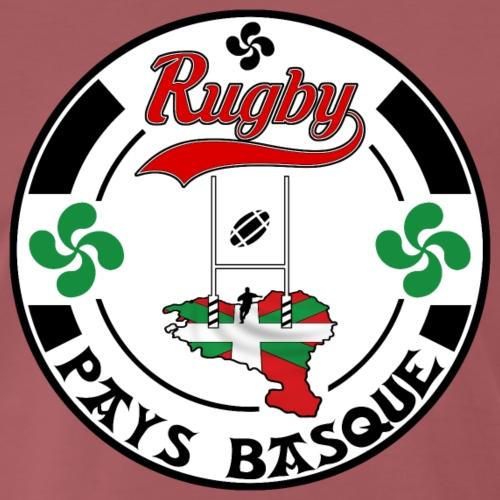 sport basque rugby 004 - T-shirt Premium Homme