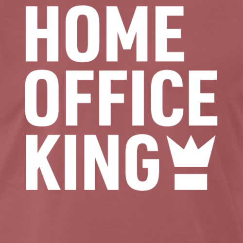 Mitarbeiter Kollege Home Office Quarantäne Corona - Männer Premium T-Shirt