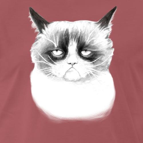 Grumpy Cat - Men's Premium T-Shirt