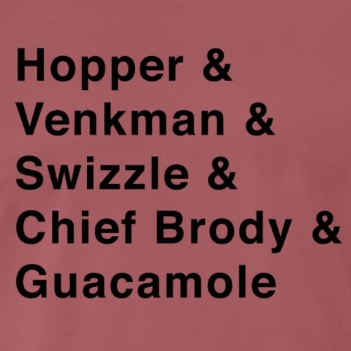 Squad 2.0 - Men's Premium T-Shirt