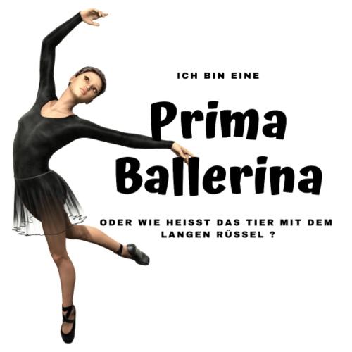 Prima Ballerina - Männer Premium T-Shirt