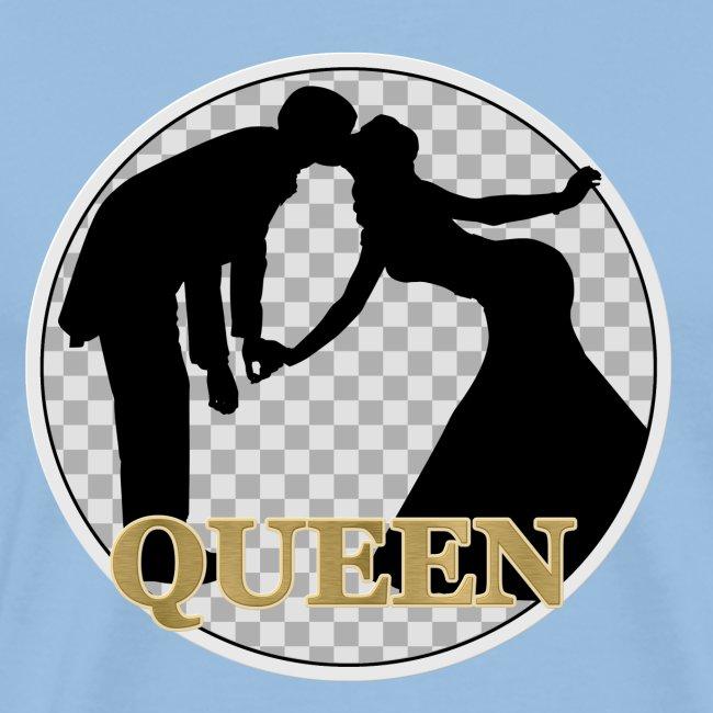Queen mit Paar