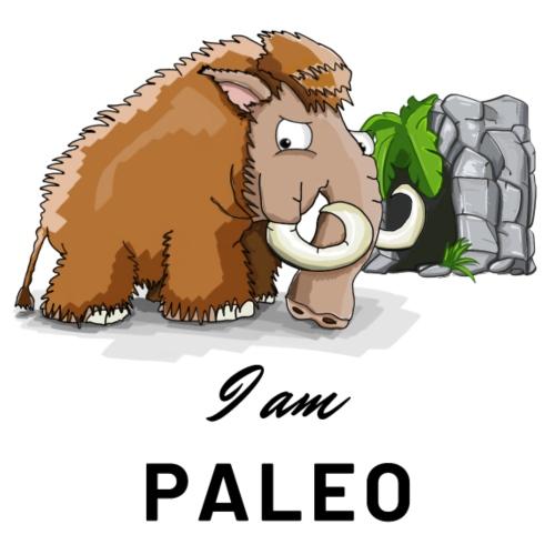 I am Paleo - Steinzeitdiät - Männer Premium T-Shirt