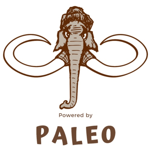 Powered by Paleo - Männer Premium T-Shirt