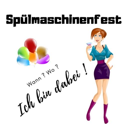 Spülmaschinenfest - Männer Premium T-Shirt