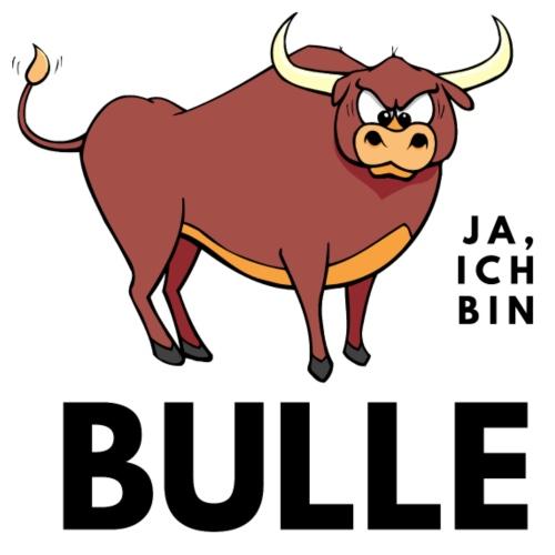 Ja, ich bin Bulle - Männer Premium T-Shirt