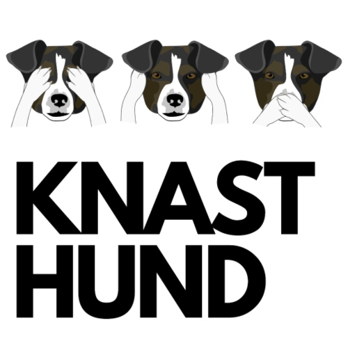 Knast Hund - Jack Russell - Männer Premium T-Shirt