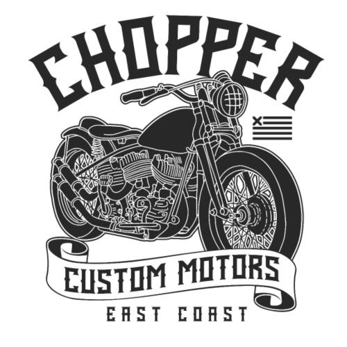 Custom Chopper - Männer Premium T-Shirt