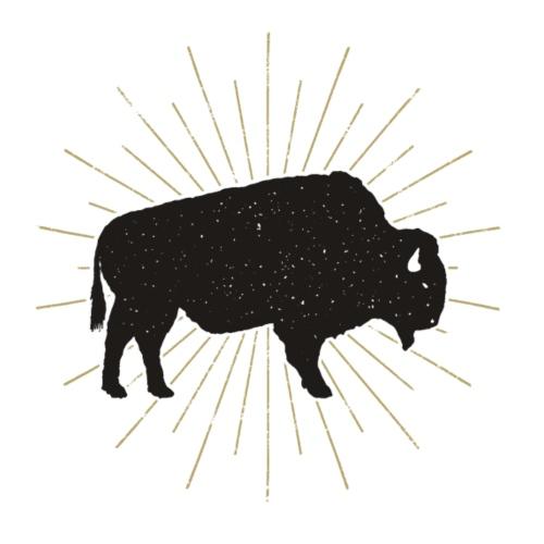 Bison - Männer Premium T-Shirt
