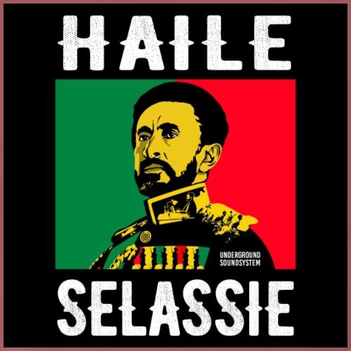 HAILE SELASSIE - Männer Premium T-Shirt