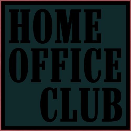 HomeOfficeClubfilled - Männer Premium T-Shirt