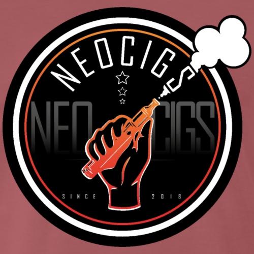 NEOCIGS LOGO - Männer Premium T-Shirt