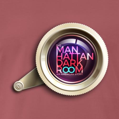 THE MANHATTAN DARKROOM OBJECTIF - T-shirt Premium Homme
