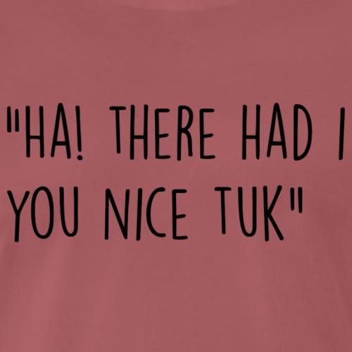 Tuk - Mannen Premium T-shirt