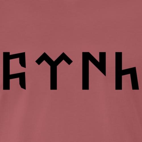 Gokturk - Herre premium T-shirt