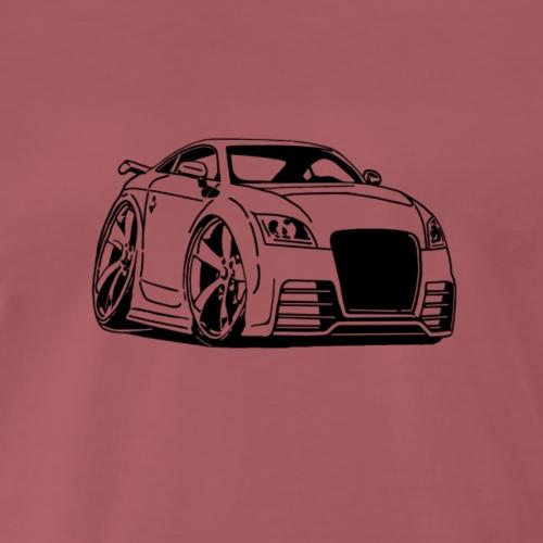 -ttrs-8j-cartoon - Männer Premium T-Shirt