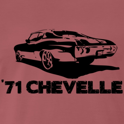 chevelle small - Herre premium T-shirt