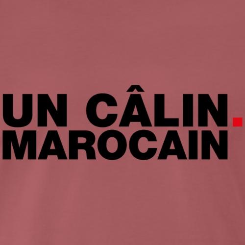 Un câlin Marocain - Mannen Premium T-shirt