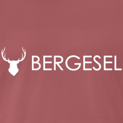 Bergesel - Männer Premium T-Shirt