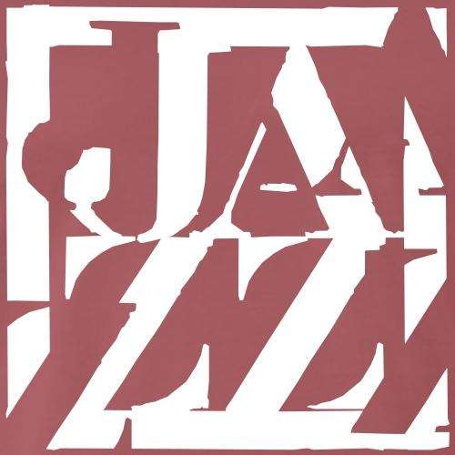 Jazz Black & White - Männer Premium T-Shirt