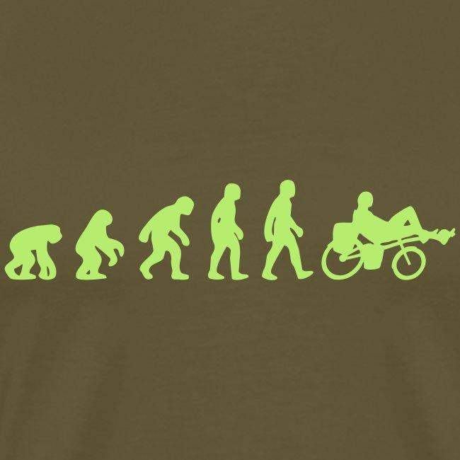 Evolution Liegerad