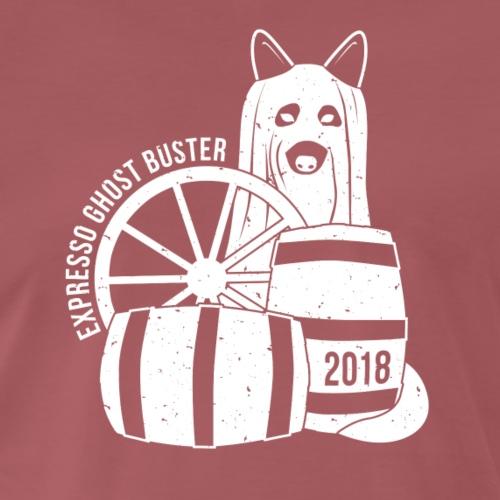 shirt ghostbuster png - Men's Premium T-Shirt